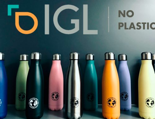 "IGL adheres to the environmental campaign ""No Plàstic"""